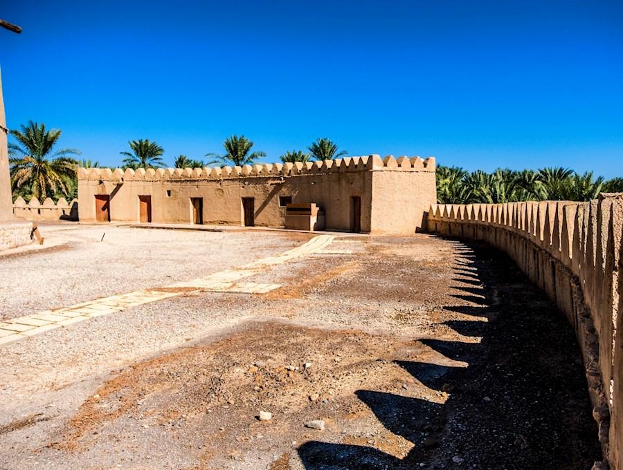 Al Hili Oasis Abu Dhabi Culture Oasis