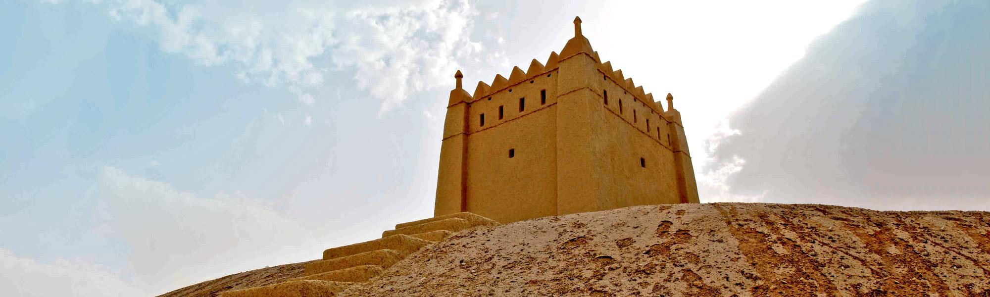Hili Archaeological Site Abu Dhabi Culture