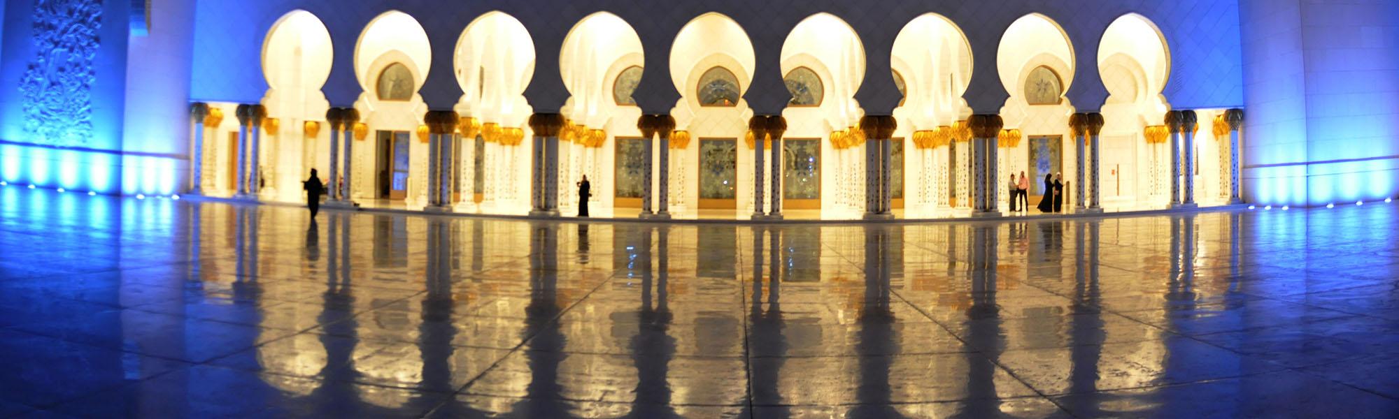 Sheikh Zayed Grand Mosque Abu Dhabi Culture
