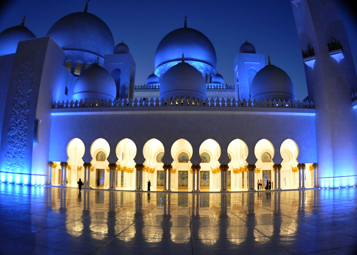 Sheikh Zayed Grand Mosque- Thumbnail