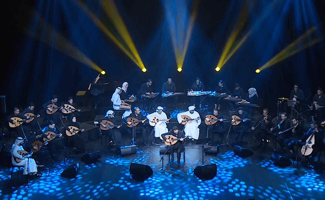 Naseer Shamma & Friends in concert
