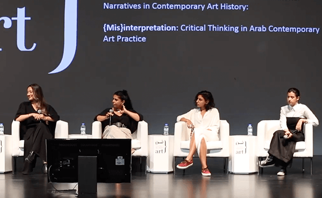 Misinterpretation: Critical Thinking in Arab Contemporary Art Practice