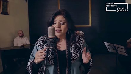 An Evening with Jahida Wehbe