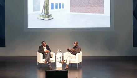 Okwui Enwezor and David Adjaye in Conversation
